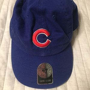 NWT Chicago Cubs baseball cap